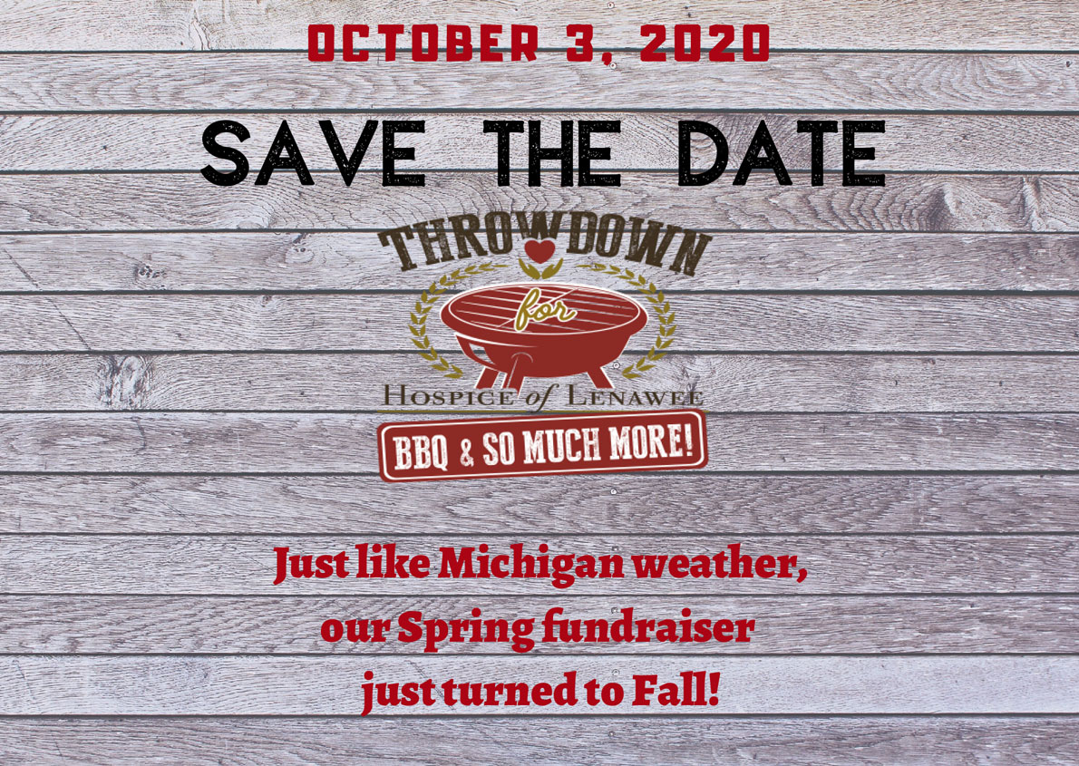 Throwdown Save the Date